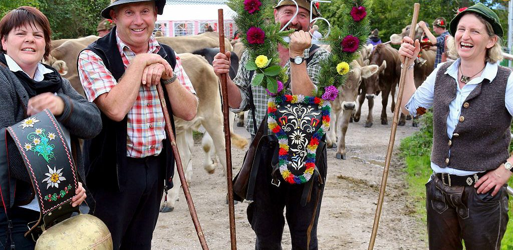 25 Jahre Feldern Alm - Starke Leistung von Pia und Norbert Kluckner, Foto: Knut Kuckel