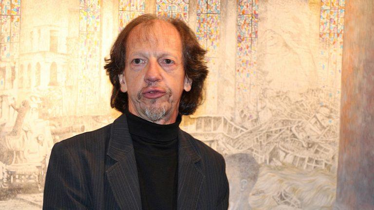 Erich Horvath, Malerei und Grafik, Foto: Knut Kuckel