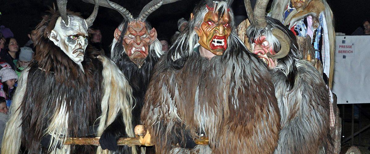 Mieminger Tuifllauf - kein guter Tag für Hexen, Foto: Christian Falch