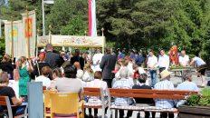 Herz-Jesu-Fest und 10 Jahre Sozialzentrum, Foto: Eva Spielmann