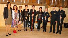 Wohltemperiertes Konzert - Hölzernes Blech & Herzklang, Foto: Knut Kuckel