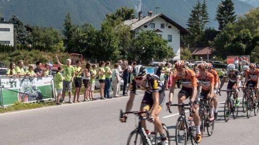 8. Etappe Innsbruck Mieming/Imst - Bregenz, Foto: Michael Sonnweber