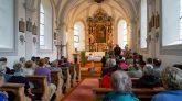 Rochusmesse in der Georgskirche, Obermieming, Foto: Andreas Fischer