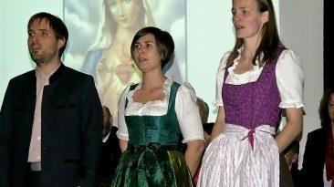Holadrei-Gsang beim Adventsingen, Foto: Anni Fischer