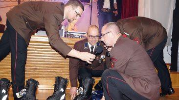 Beim Schätzspiel war Augenmaß gefragt, Foto: Andreas Fischer