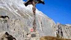 Gacher-Blick - Aufstieg zum Jahresauftakt, Foto: Elias Kapeller