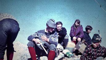 50 Jahre Gipfelkreuz Grisspitze, Fotos aus dem Nachlass von Karl Mössmer