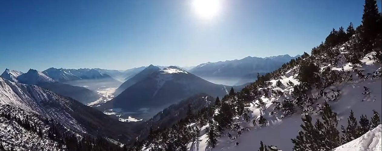 Wintererlebnis Wankspitze, Foto: Namo Wessiak