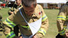 Abschnittsleistungsbewerb beim Feuerwehrjubiläum, Foto: Andreas Fischer