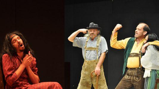 Theater, Sketche, Foto: Die Plateauniker