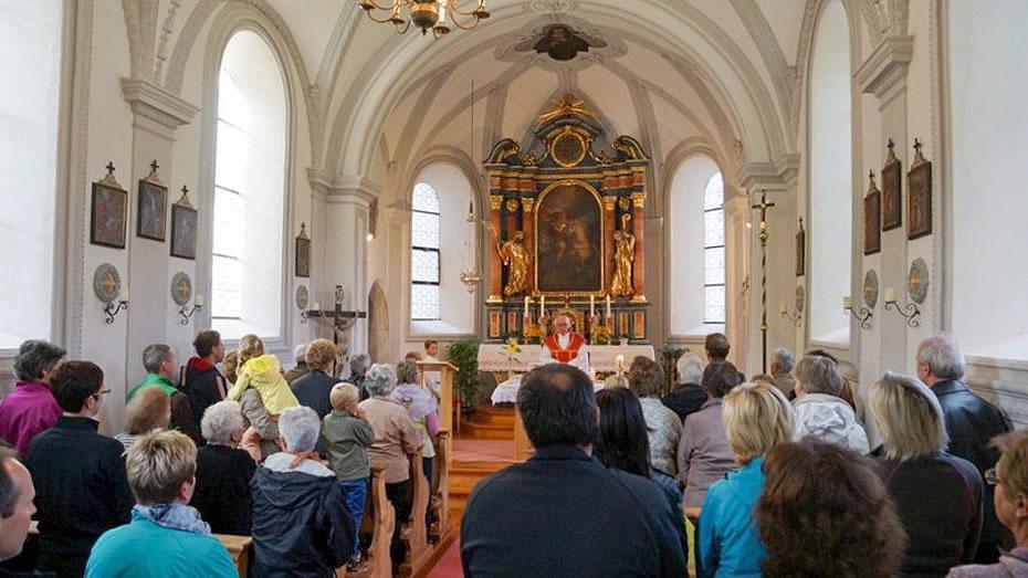 Rochusfest in der Georgskirche, Foto: Knut Kuckel
