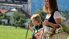 Höhepunkte an Maria Himmelfahrt sind Kräuterweihe und Prozession, Foto: Knut Kuckel