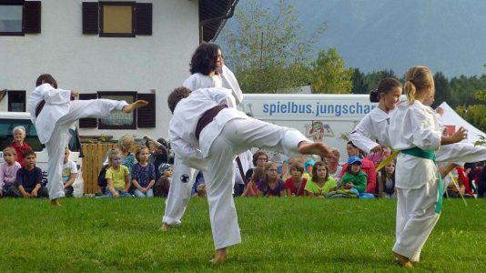 Mieminger Don Bosco-Fest – NMS-Mieming und Gemeindeplatz, Samstag, 23. September 2017, NMS-Mieming, Gemeinde- und Sportplatz, Foto: Mieming.online