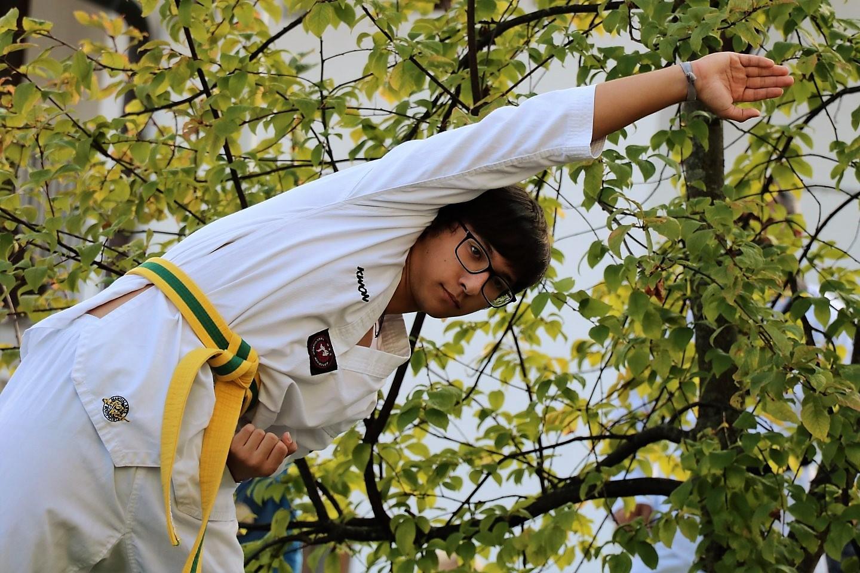 Taekwondoturnier in Mieming, Foto: Knut Kuckel/Mieming.online