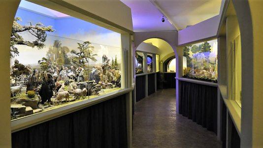 Zeitfenster 2017 - Besuch der Krippenherberge in Wildermieming, Foto: myinnsbruck