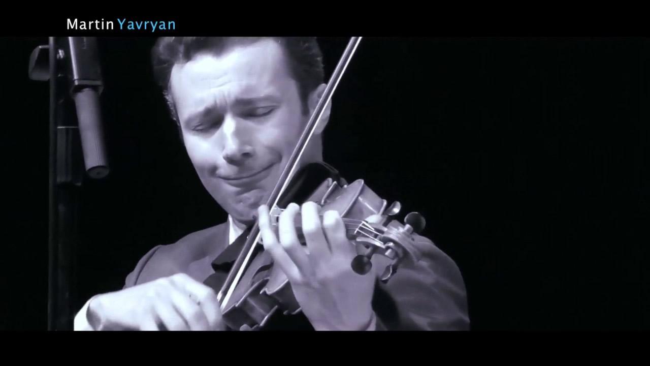 Konzertmeister Martin Yavryan, Foto: Symphonieorchester Innsbruck (TSOI)