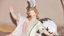 "Adventsingen im Gemeindesaal Mieming - ""Der Engel brachte Maria…"", Foto: Krippenherberge Wildermieming"