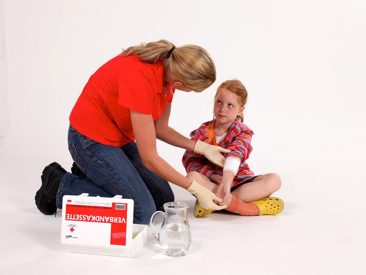 Zeitfenster 2017 - Erste-Hilfe-Kinder-Notfallkurs, Foto: roteskreuz.at