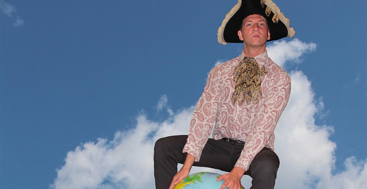 """Zeitfenster 2017 - Das Tiroler Landestheater spielt """"Ronny von Welt"""", Foto: Tiroler Landestheater"""