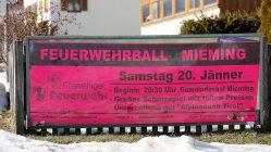 """Feuerwehrball 2018 in Mieming mit """"Alpinsound Tirol"""", Foto: Mieming.online"""