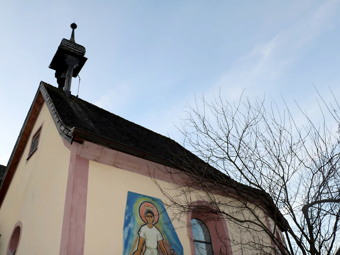 Kapelle in Fiecht, Mieming. Foto: Mieming.online
