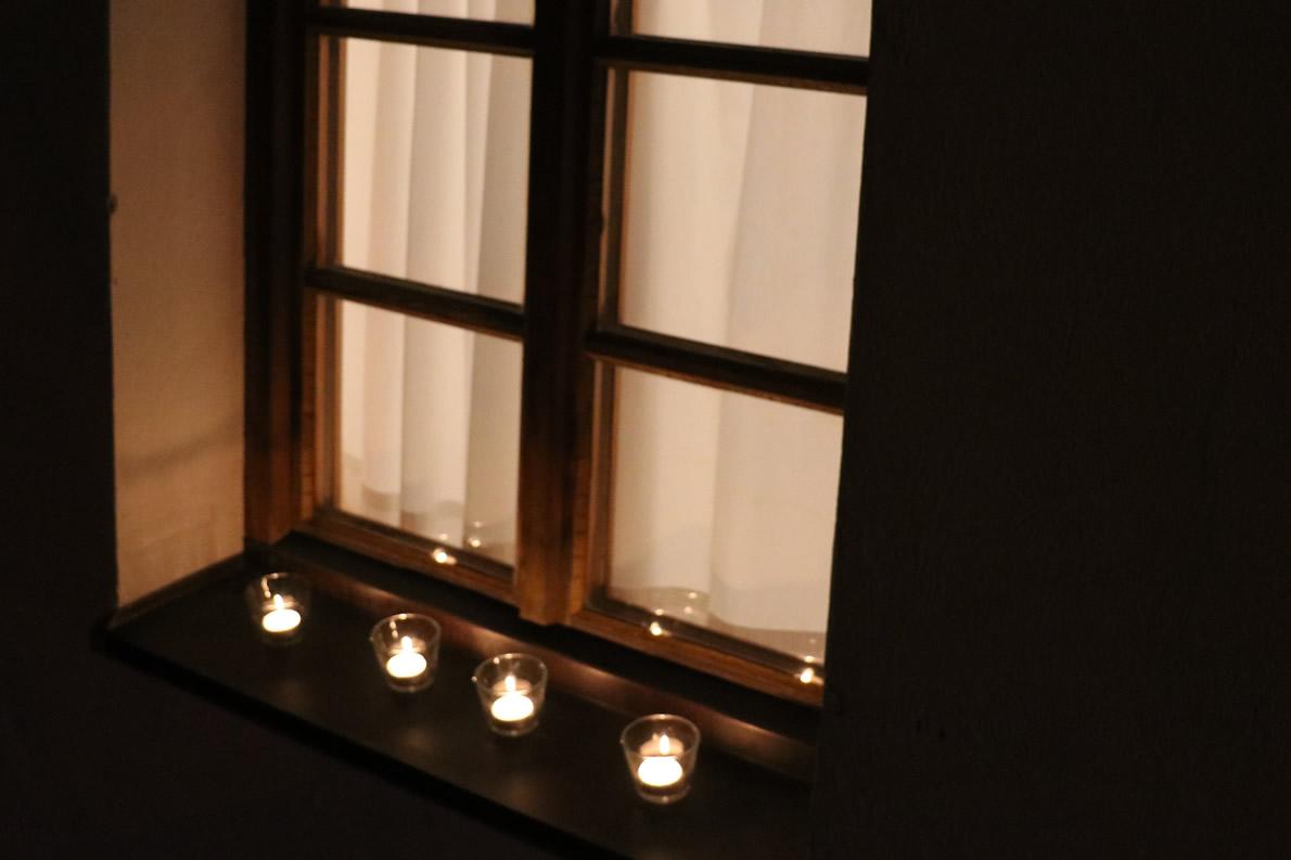 Mieminger Adventfenster, Foto: Mieming.online