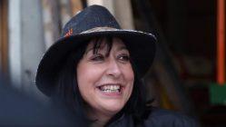 Claudia Pirpamer, Fasnachtsgotl der Doign, Foto: Tirol TV
