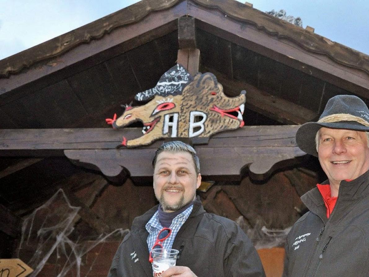 Fasnacht 2018 in Mieming, gefeiert wird am Badeseeparkplatz in See. Foto: Mieming.online