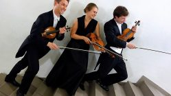 Musik Ostwärts … - eine musikalische Reise in Ton und Bild. Foto: ostwärts