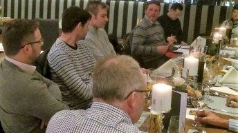 """Jahreshauptversammlung, Verein """"Freunde der Josefskapelle"""" im Greenvieh. Foto: Burgi Widauer"""