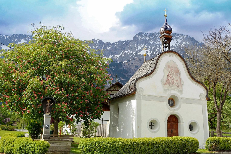 Josefskapelle in Obermieming, Foto: Knut Kuckel