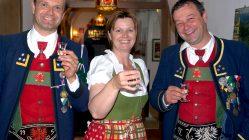 Osterball der Schützenkompanie im Gasthof Neuwirt, Foto: Mieming.online
