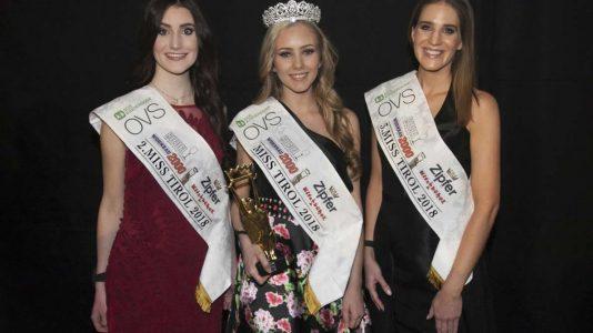 Miss Tirol 2018 kommt aus Mieming. Foto: Angelo Lair