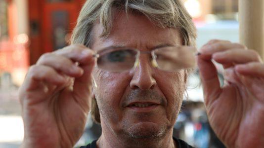 Erich Ledersberger - Als mein Ich verschwand. Foto: Privat