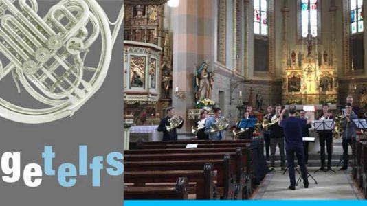 Internationale Horntage - Gestaltung der Messe in Untermieming