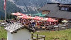 Hochfeldern Alm Fest 2018 Foto: Anni Fischer