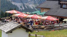 Hochfeldernalm – Almmesse und Almfest 2018, Foto: Anni Fischer