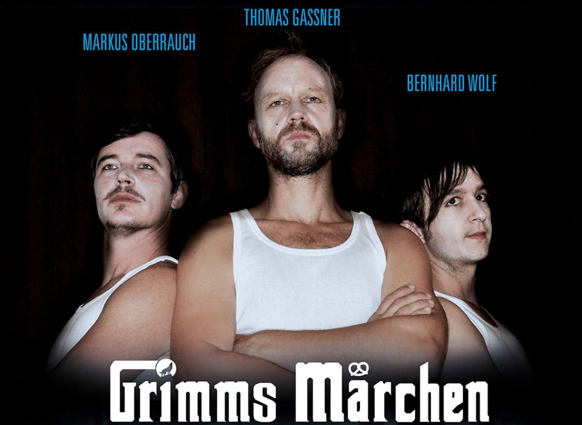 Kabarett mit Feinripp - Grimms Märchen hart gekürzt, Foto: Feinripp
