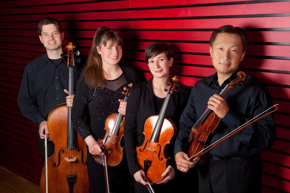 Franz Xaver Frenzel Quartett, Konzert im Kulturherbst Mieming. Foto: Franz Xaver Frenzel Quartett / Lui Chan