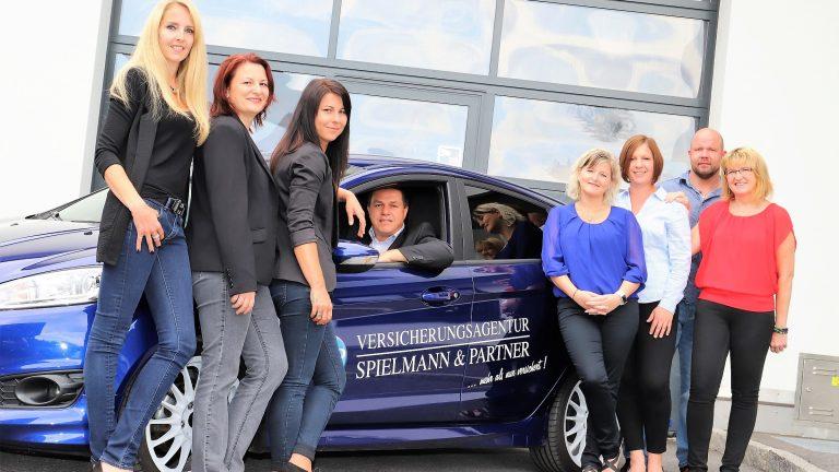 15 Jahre Versicherungsagentur Spielmann in Mieming. Foto: Knut Kuckel