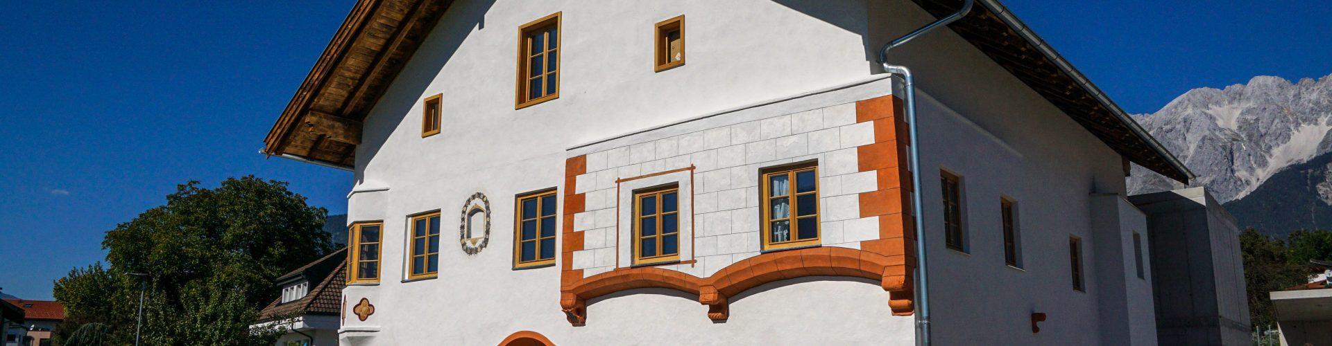 Frühmesserhaus Untermieming Foto: Andreas Fischer
