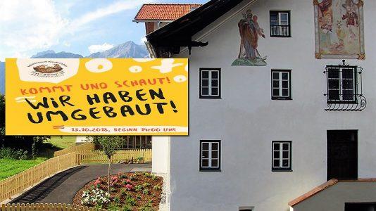 Montessori Kinderhaus Spatzennest - Tag der offenen Tür, Foto: Spatzennest, Mieming