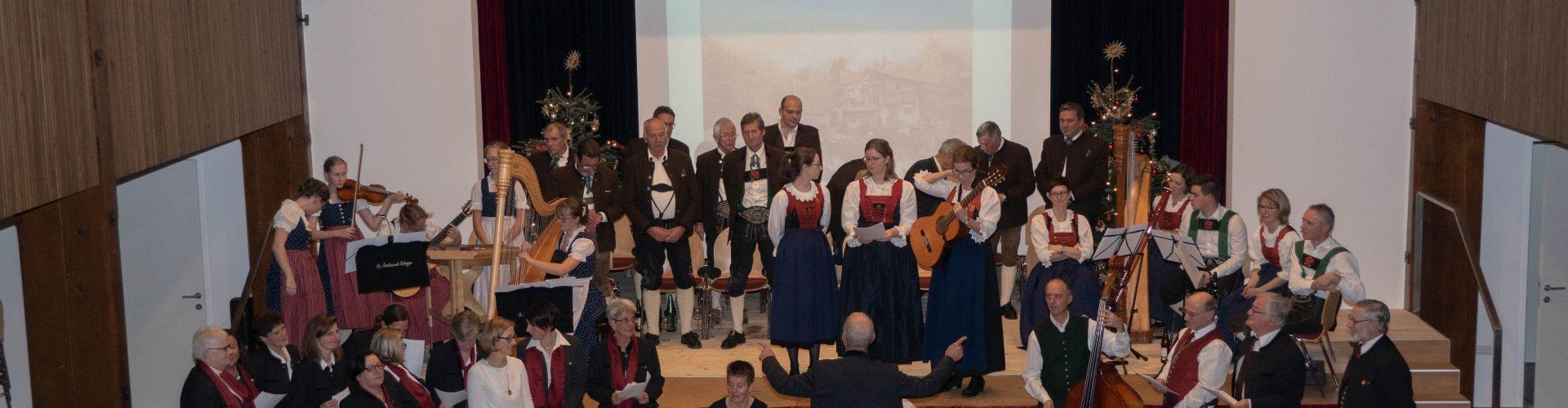 Adventsingen 2018 Foto: Andreas Fischer