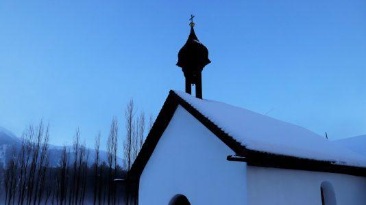 Lehnstoager Kapelle, Obermieming. Foto: Knut Kuckel