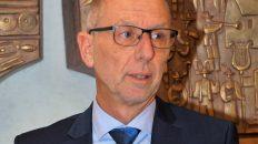 Bürgermeister Mag. Dr. Franz Dengg beim Neujahrsempfang 2019 Foto: Andreas Fischer