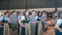Auftanz Jungbauernball 2019 Foto: Elias Kapeller