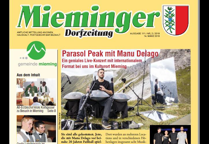 Dorfzeitung März 2019