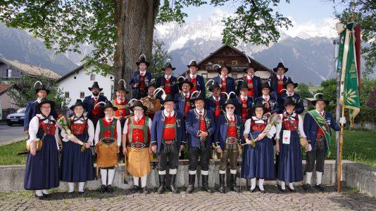 Schützenkompanie Mieming Foto: Andreas Fischer