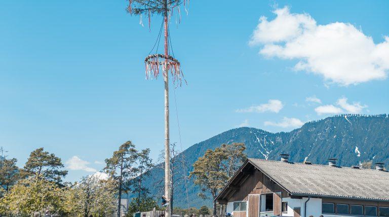 Maifest 2019 Obermieming Foto: Elias Kapeller
