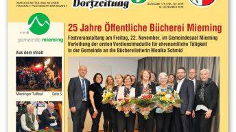 Mieminger Dorfzeitung